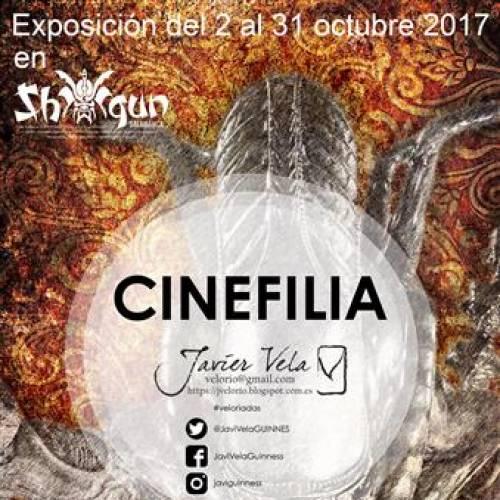"""Exposición """"Cinefilia"""""""