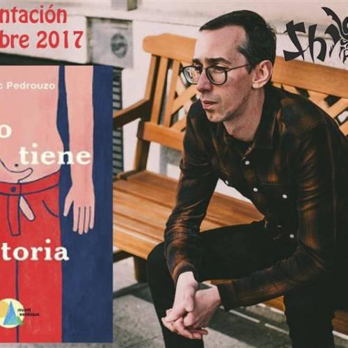 """Presentación del libro """"Todo tiene una historia"""" de Isaac Pedrouzo"""
