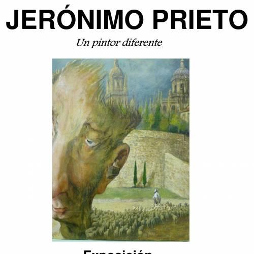 Exposición y venta del artísta Jerónimo Prieto