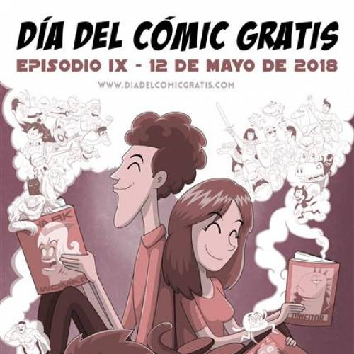 Día del cómic gratis 2018
