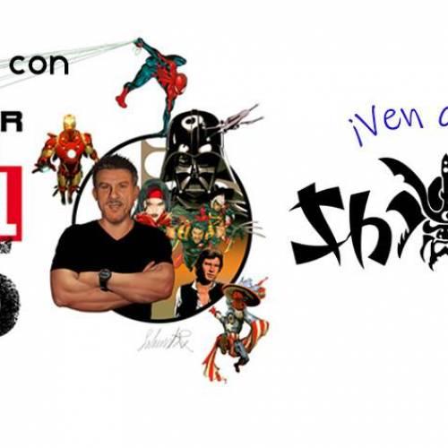 Retransmisión en directo: Salvador Larroca celebra su 25 aniversario en Marvel