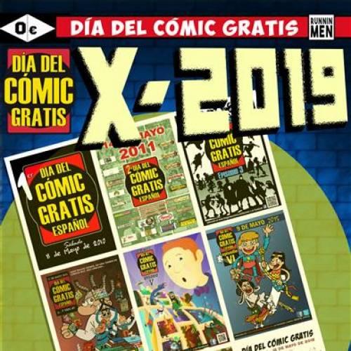 Día del cómic gratis 2019