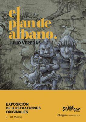 exposición de Julio Veredas