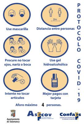 Protocolo covid 19